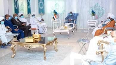 السودان : تفاصيل إجتماع لـ«حميدتي» بوفد قبيلة البرقو