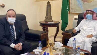 """السودان: """"بن جعفر وحسام عيسى"""" يبحثان علاقات """"الرياض والقاهرة"""""""