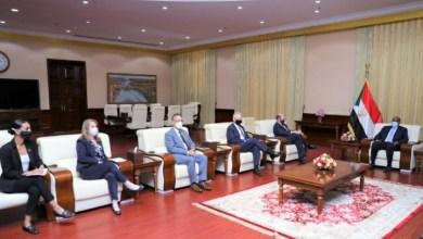 البرهان يقدم للكونجرس الأمريكي رؤية السودان حول خلافات سد النهضة
