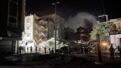 إسرائيل تقصف منزل زعيم حماس بغزة..