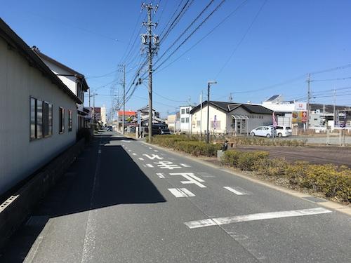 のんほいパーク東門(ROUND1への道1)