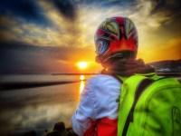 バイクの免許の1発試験、技能試験の注意事項。