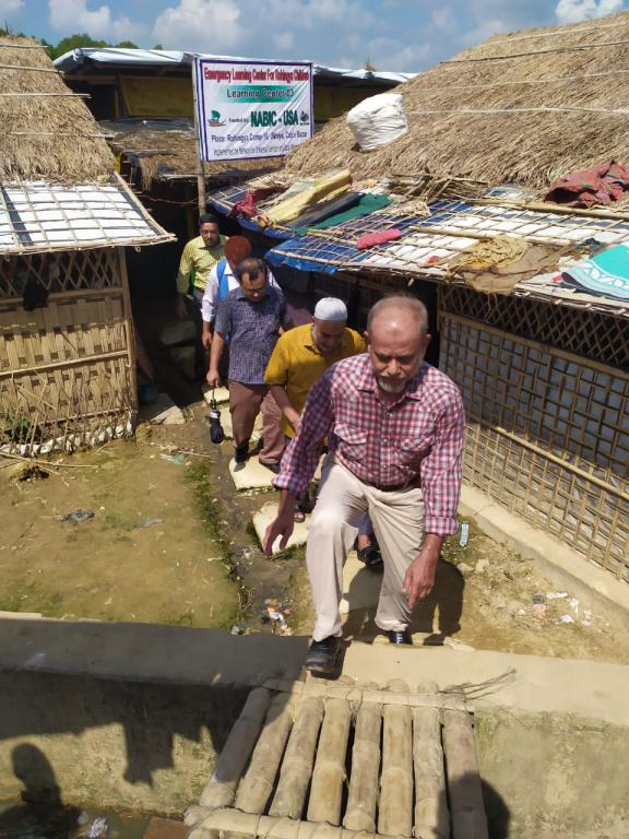 NABIC President Mahbubur Rahman Visited Projects in Bangladesh