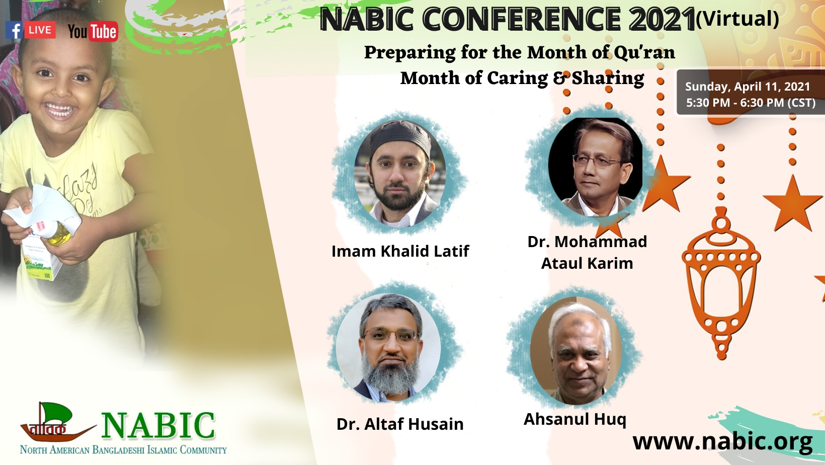 NABIC Event Heading to The Ramadan