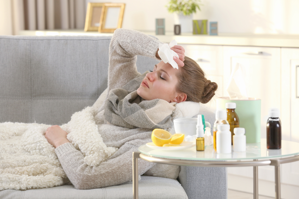 jak se dostat z nachlezení, jak léčit nachlazení