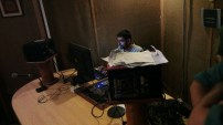 Tajammul Hussain in off-air atudio