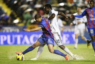 J11 Levante Real Madrid 1-2 11/11/12
