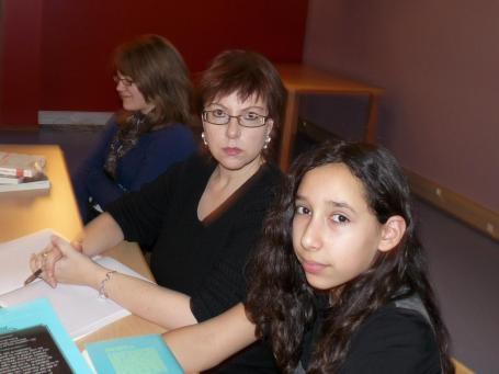 Club écriture - Frouard 2010