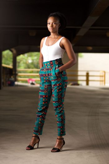African Print Trousers - TELAZA by Naborhi