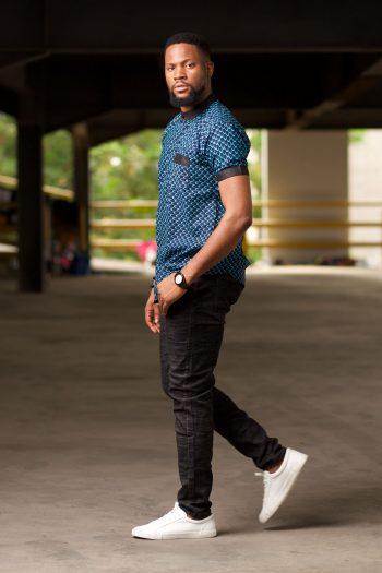Ankara Shirt for Men -MOSI by Naborhi