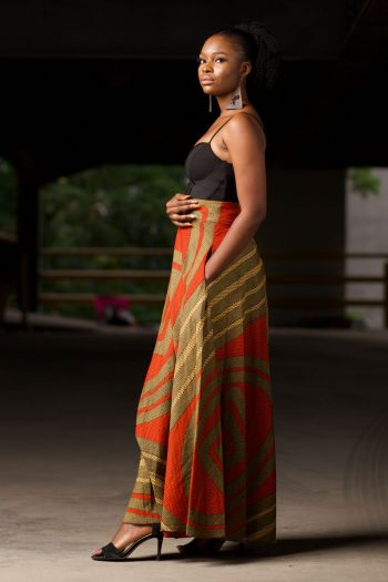 Long African Skirt - Alero by Naborhi