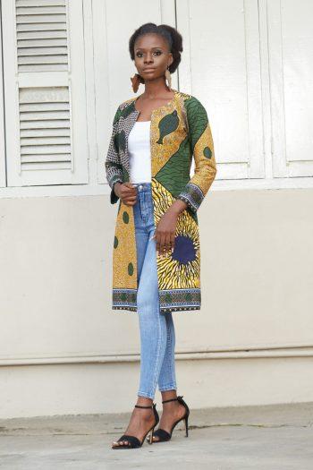 African Kimono Nubia