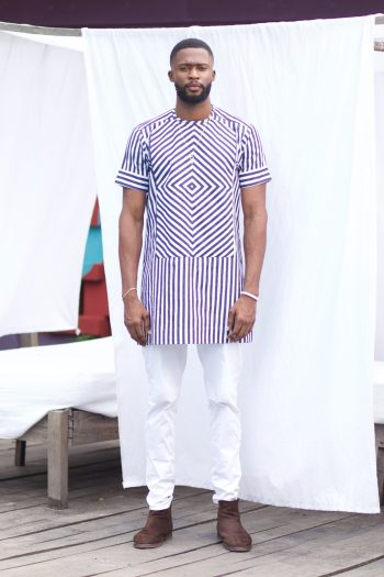 African Shirts for Men - Irikefe Shirt by Naborhi