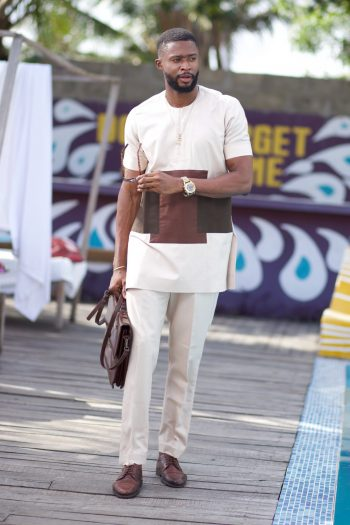 Ayiri African Trouser Suit for Men by Naborhi