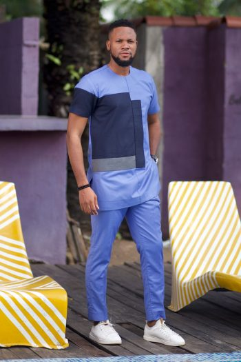 Azibo African Suit for Men by Naborhi