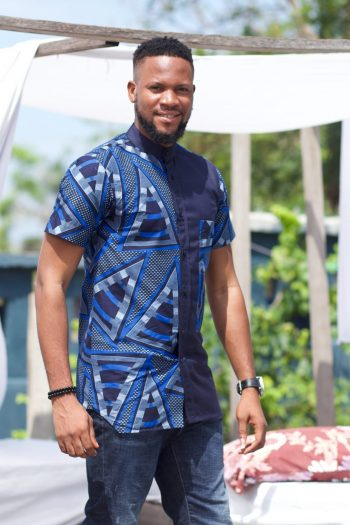 Efe Ankara Button Down Shirt by Naborhi