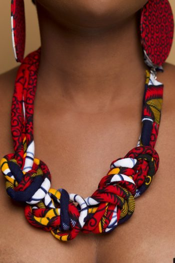 African Knot Front Necklace_Kasarachi_Naborhi