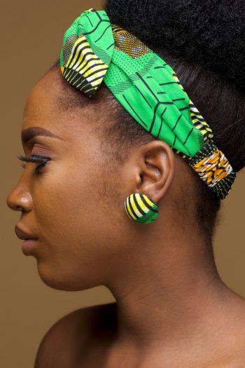 African Print Button Earrings_Mudiwa_Naborhi