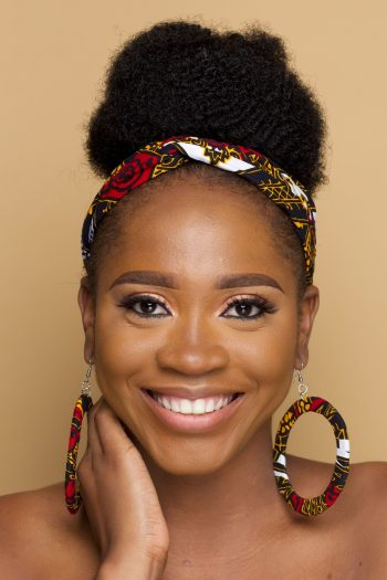African Twist Front Head Band Dayo by Naborhi