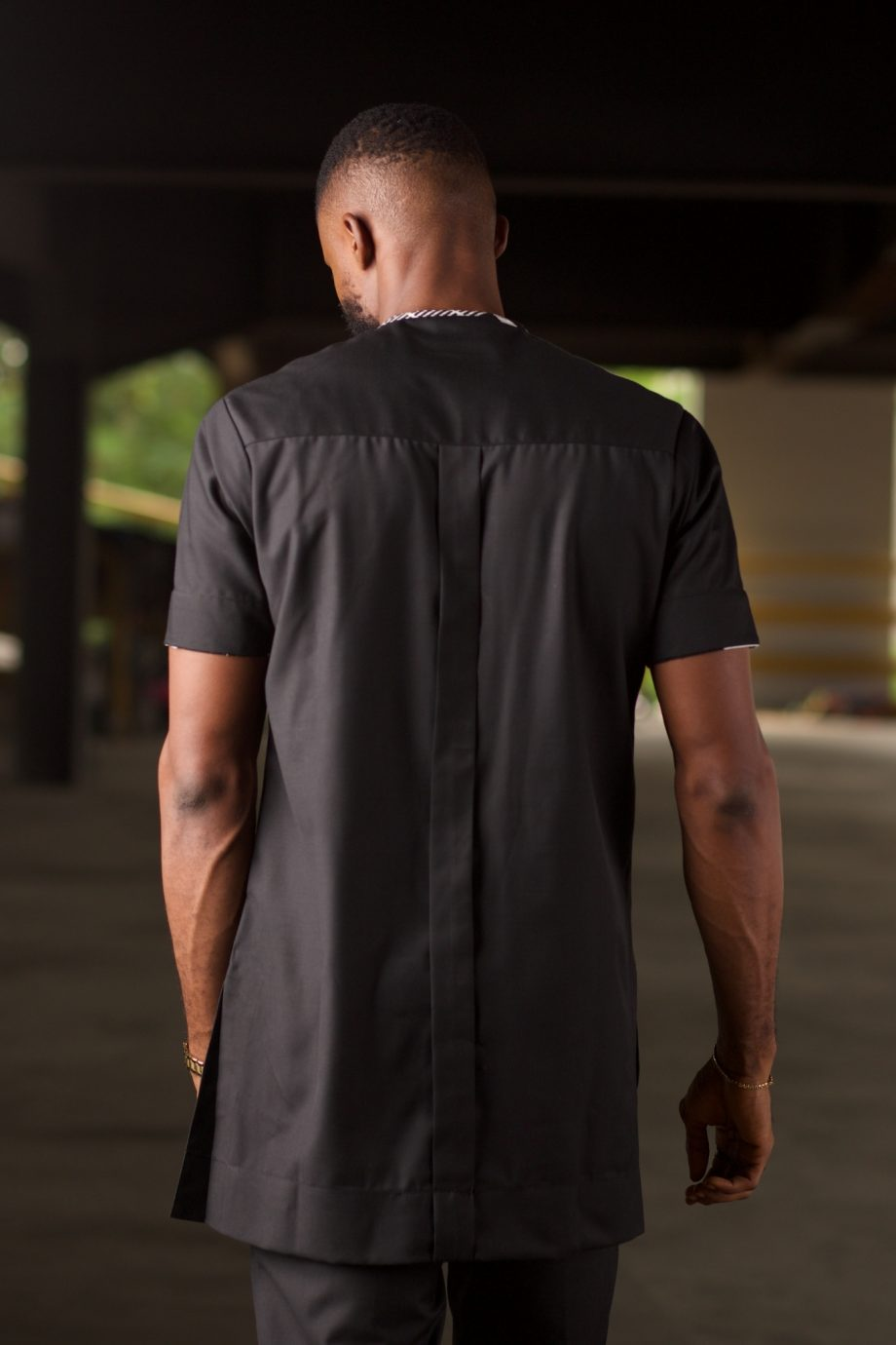 African Print Shirt for Men - Kasimma by Naborhi