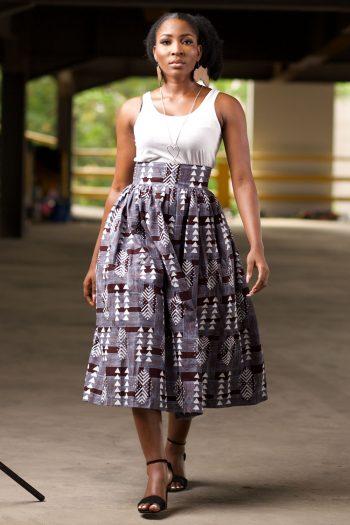 Berhane Midi Gathered Skirt_MG_3496