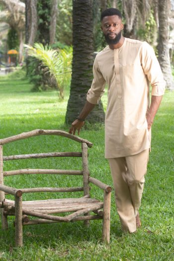 CHEGE Suit - African Wear for Men by Naborhi