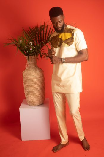 DIALLO Suit - African Menswear by Naborhi