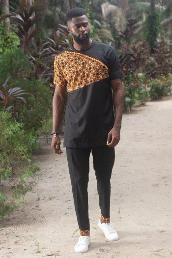 NASSOR Mens African Suit By Naborhi