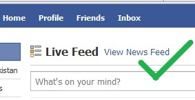 facebook farmville live feed