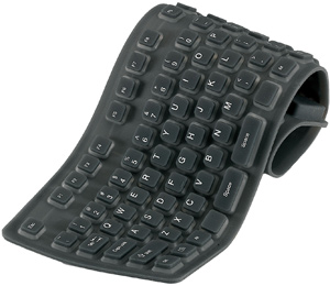 rubber keyboard