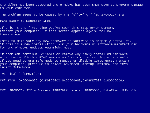 Windows_XP_BSOD