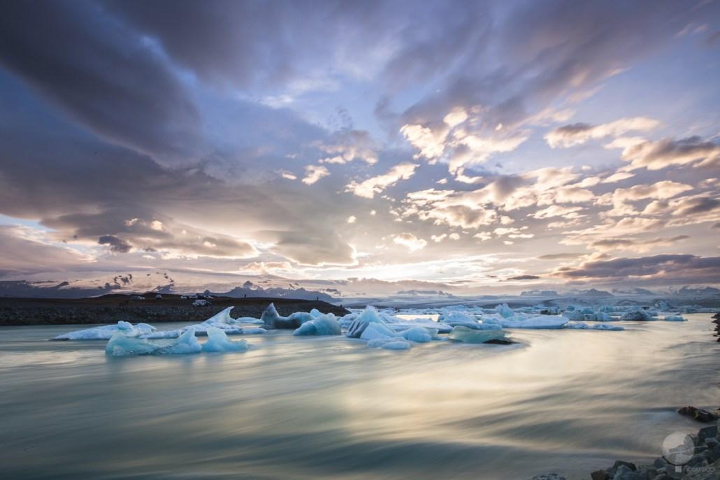 La magia della baia glaciale di Jokursarlon