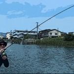 浜名湖の夏!といえばチヌトップでしょ~!行ってきました~!