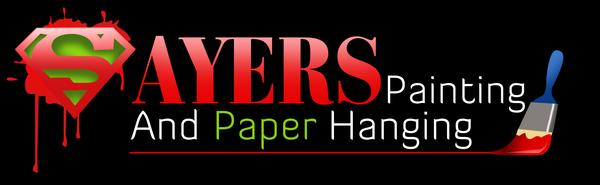Sayers Painting and Paperhanging logo