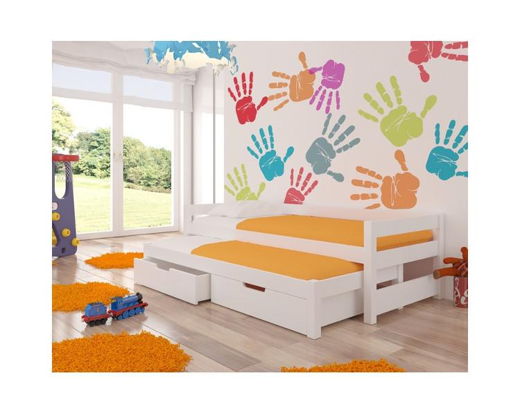 3906b8bd7f7c FRAGA detská posteľ ADRK - Nábytok Lagúna Štýl