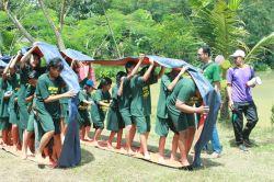 Outbound Anak Anak Di Tigaraksa Nac Indonesia