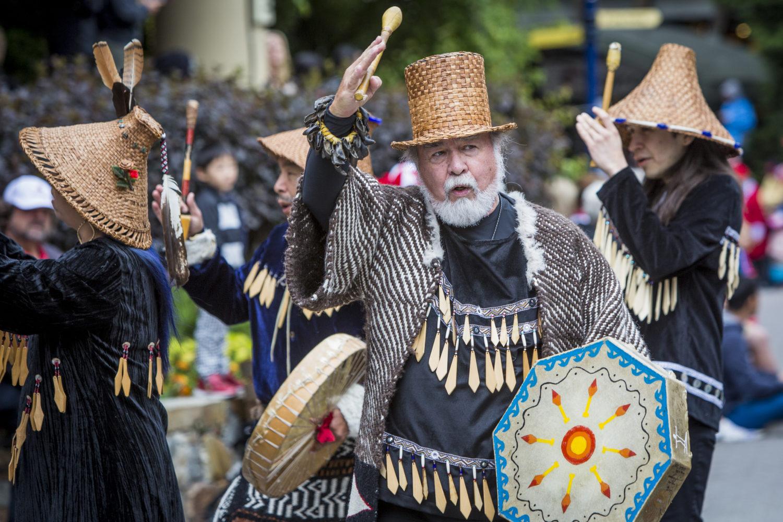 Indigenous people celebrating Canada day. - NACCA National Aboriginal Capital Corporations Association