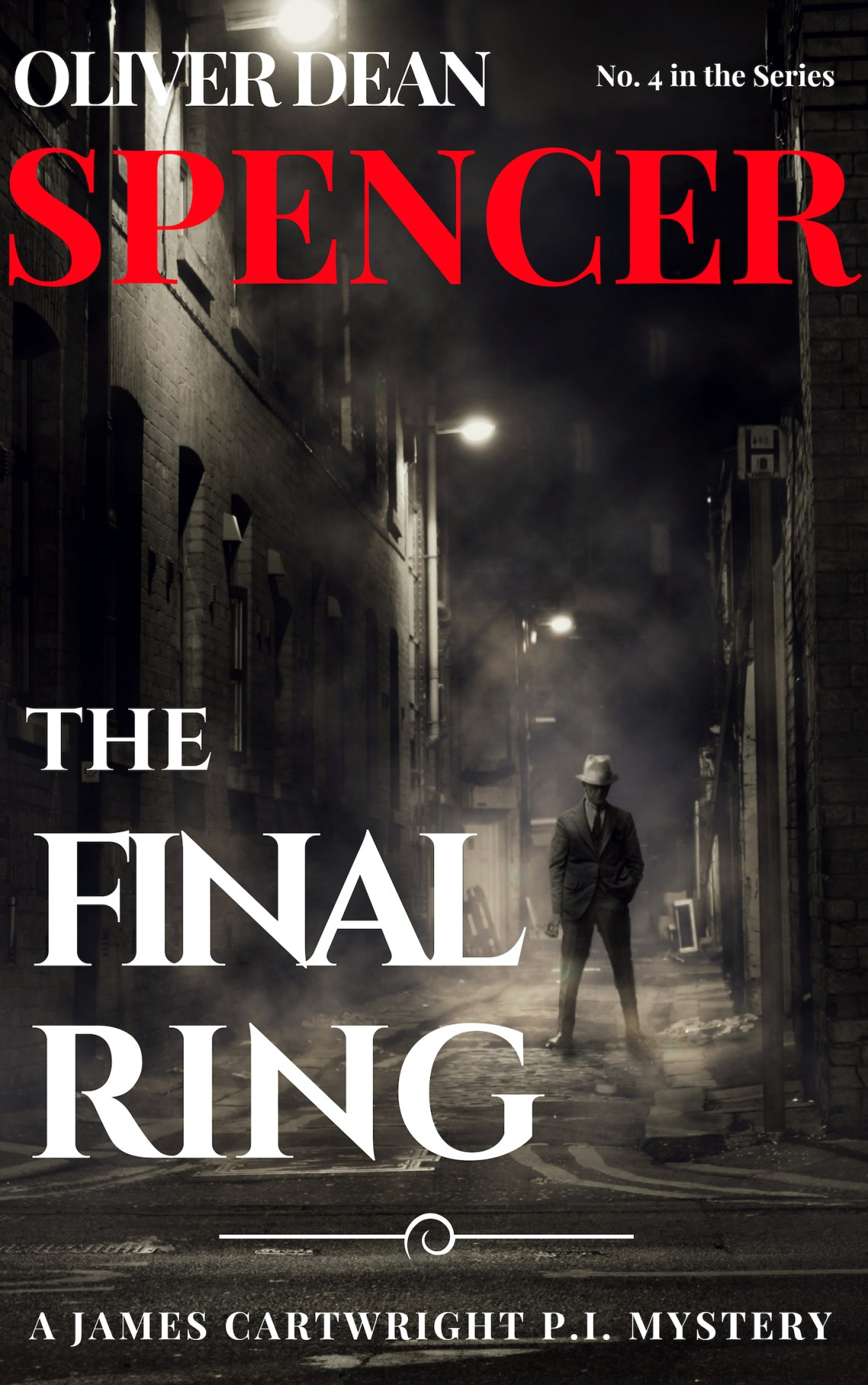 The Final Ring Cover, Oliver Dean Spencer, 2018