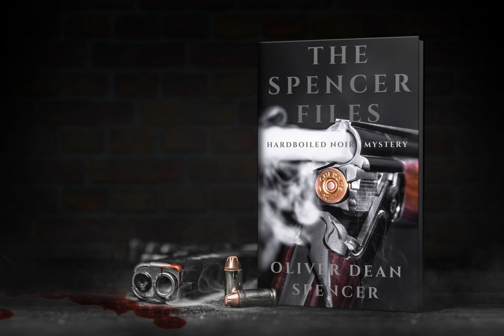 The Spencer Files title page image