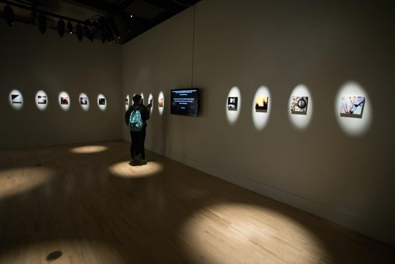 Day for Night Exhibition: The Augmented Story, naccarato, 2017