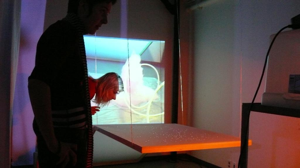 Image 17, The Bubble Project (Detail), Project X Installation Series, Naccarato, Montreal, QC, 2007