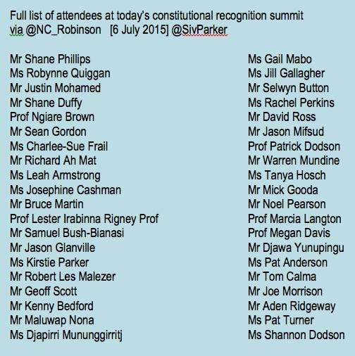 40 leaders