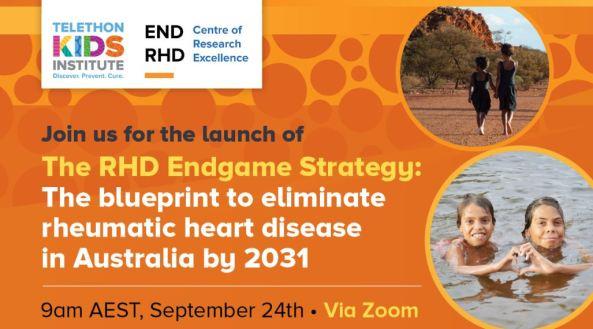 RHD Endgame Strategy launch banner