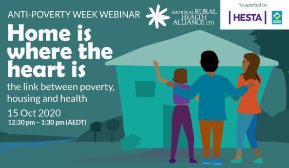 anti-poverty week webinar banner