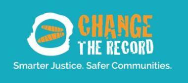 Change the Record logo