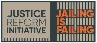 Justice Reform Initiative logo