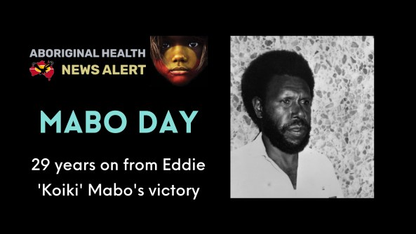 Feature tile - Thu 3.6.21 - Mabo Day.