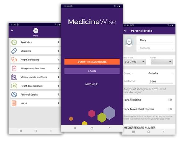 MedicineWise App