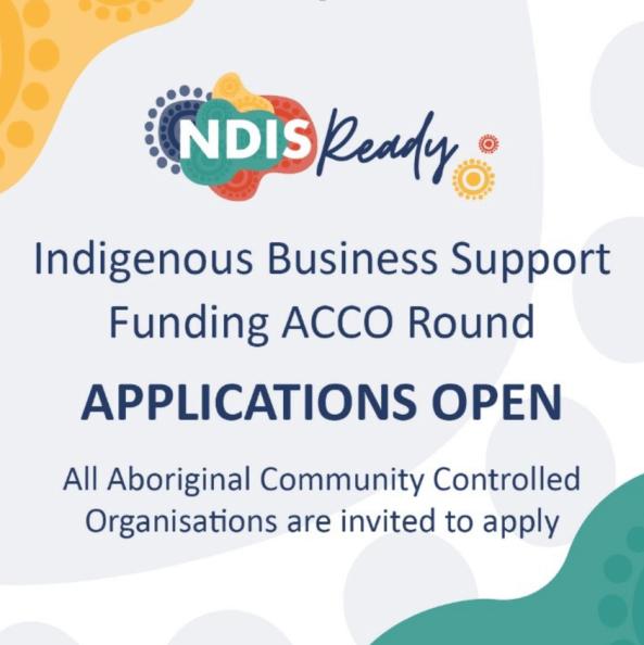 NDIS Ready - Funding Round Open