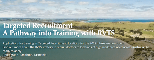 RVTS - Targeted Training Locations.